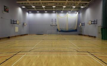 Sports Hall  - SLS @ Oasis Academy MediaCityUK - Manchester - 1 - SchoolHire