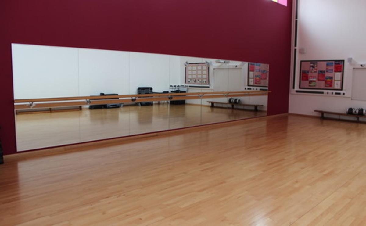 Dance Studio  - SLS @ Oasis Academy MediaCityUK - Manchester - 1 - SchoolHire