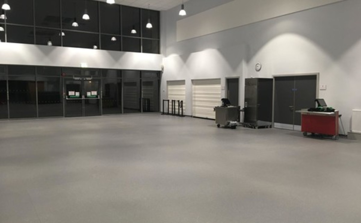 Main Hall - Function Room - SLS @ Duchesss Community High School - Northumberland - 1 - SchoolHire