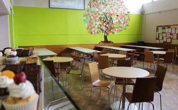 Dining Room - SLS @ Finham Park School - Coventry - 1 - SchoolHire