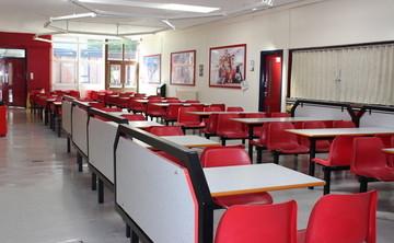 Dining Area - SLS @ Garstang Community Academy - Lancashire - 1 - SchoolHire