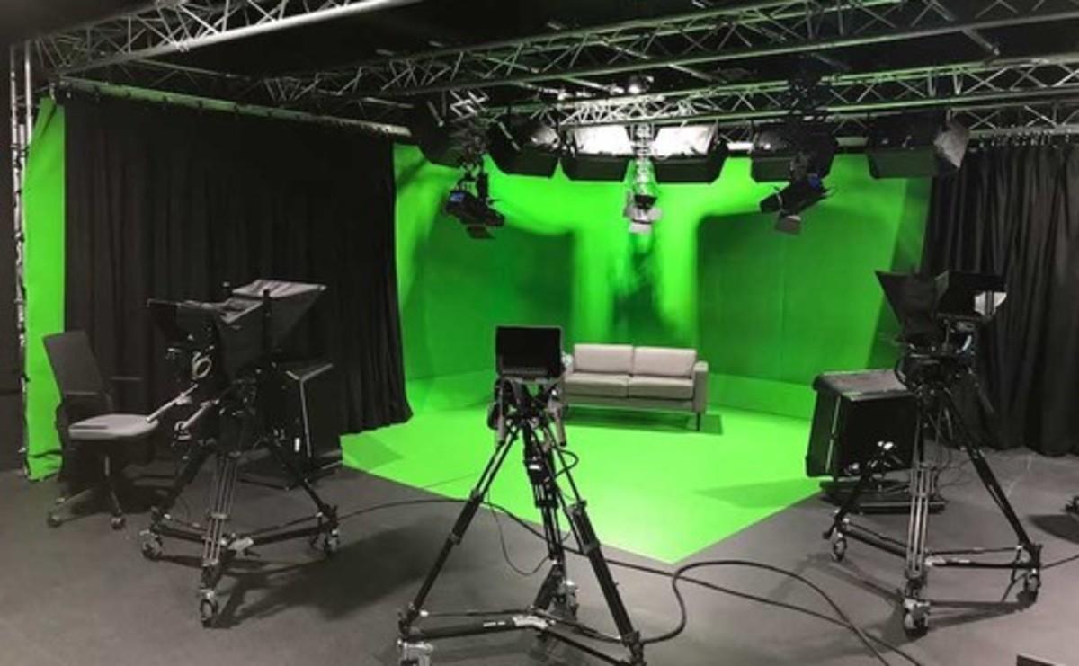 TV Studio - SLS @ Global Academy - Hillingdon - 1 - SchoolHire