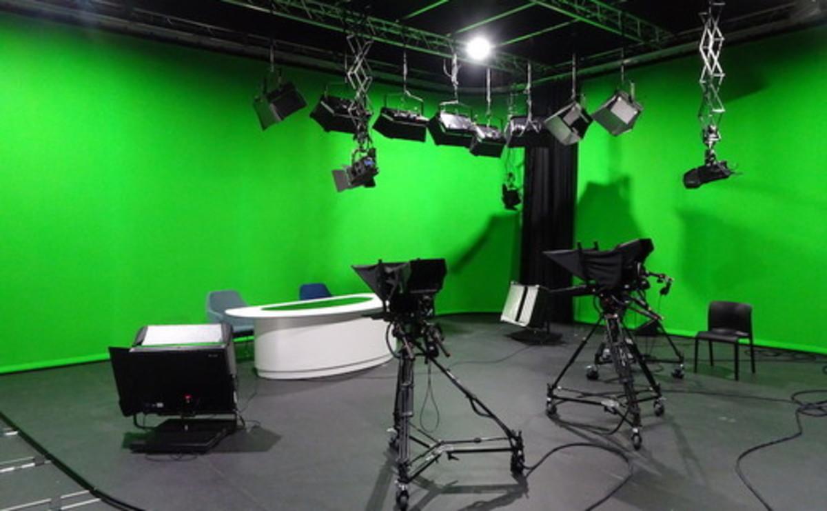 TV Studio - SLS @ Global Academy - Hillingdon - 2 - SchoolHire