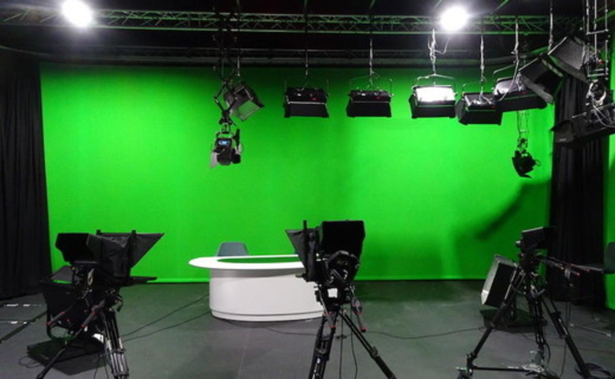 TV Studio - SLS @ Global Academy - Hillingdon - 3 - SchoolHire