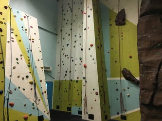 Climbing Wall - Midhurst Rother College - West Sussex - 3 - SchoolHire