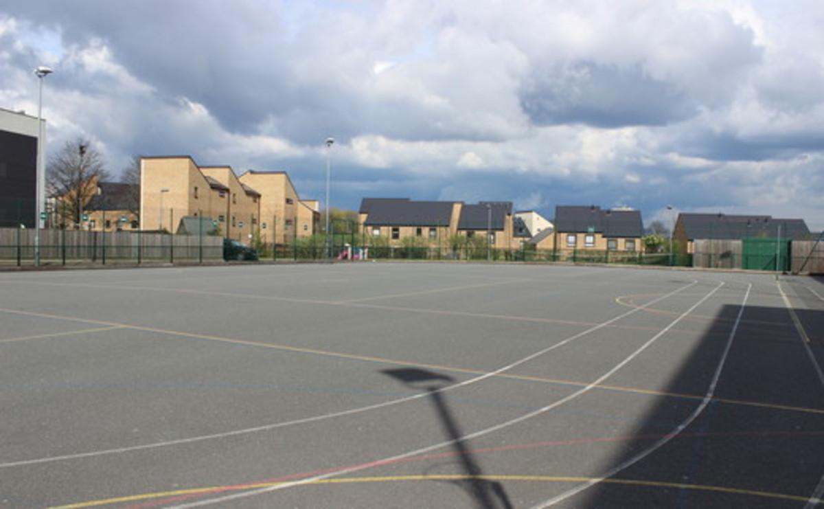 Tarmac area - MUGA (Floodlit) - SLS @ Holte School - Birmingham - 1 - SchoolHire