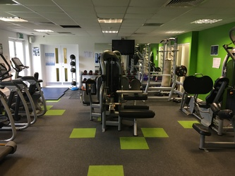 Fitness Suite - Midhurst Rother College - West Sussex - 1 - SchoolHire