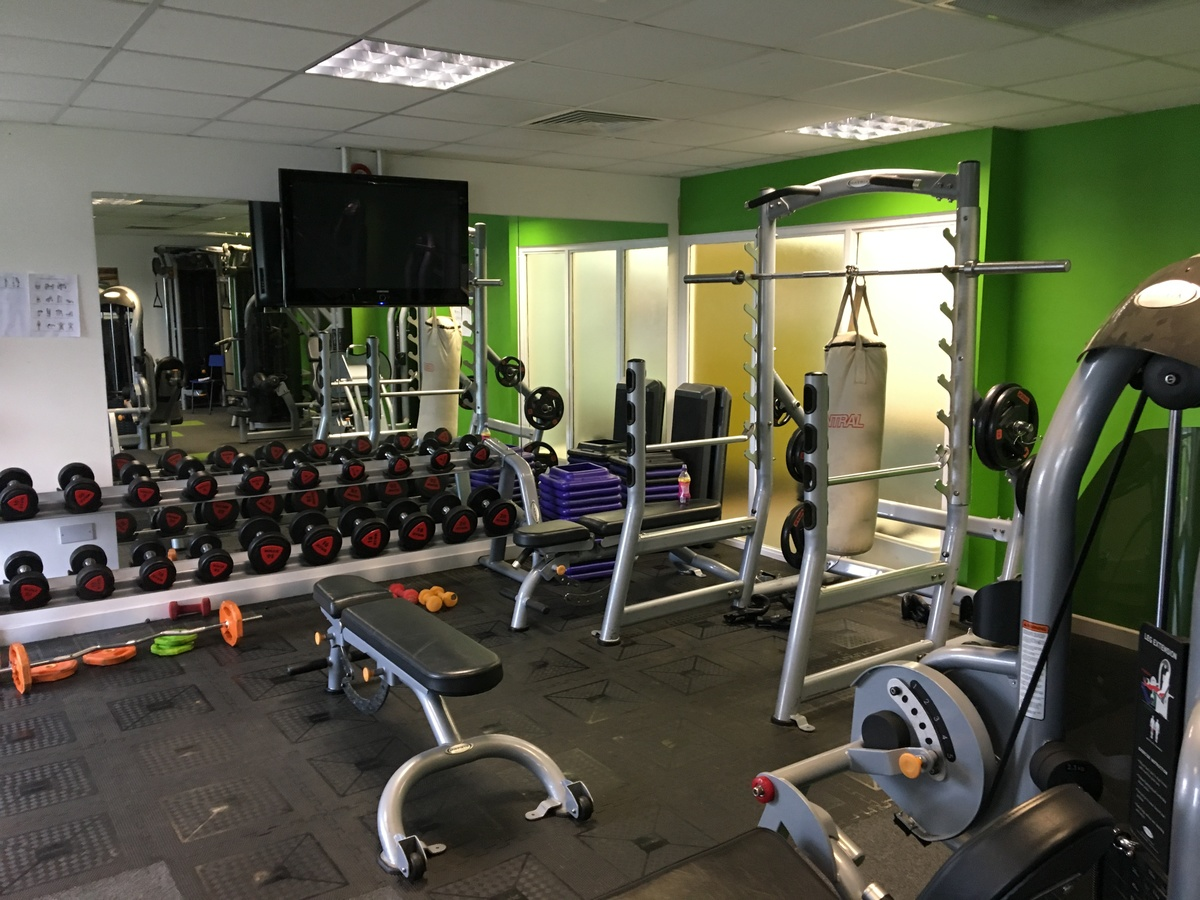 Fitness Suite - Midhurst Rother College - West Sussex - 2 - SchoolHire