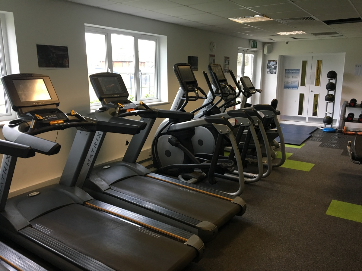 Fitness Suite - Midhurst Rother College - West Sussex - 3 - SchoolHire