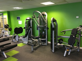 Fitness Suite - Midhurst Rother College - West Sussex - 4 - SchoolHire
