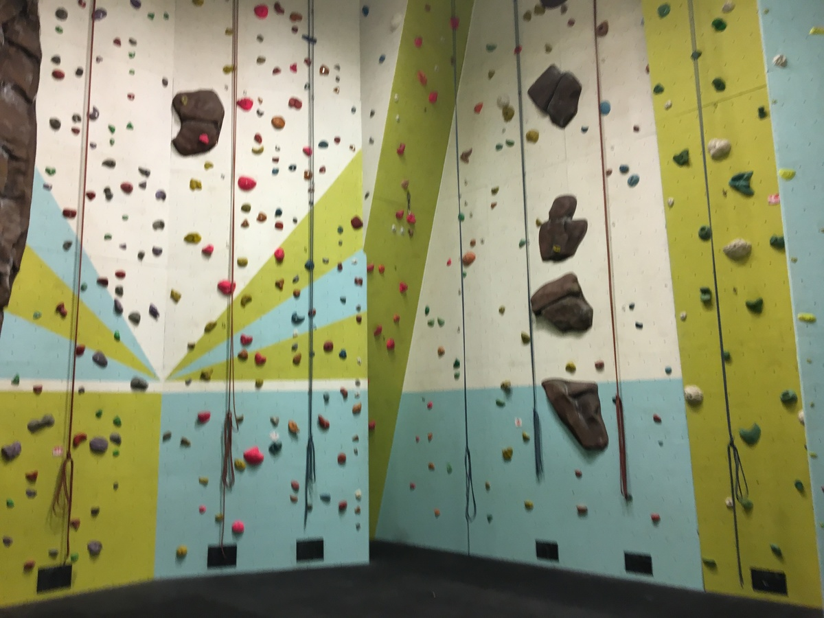 Climbing Wall - Midhurst Rother College - West Sussex - 2 - SchoolHire