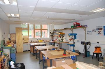 DT Room - Midhurst Rother College - West Sussex - 1 - SchoolHire