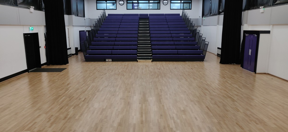Main Hall  - SLS @ Ormiston Chadwick Academy - Cheshire West and Chester - 2 - SchoolHire