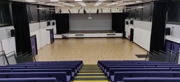 Main Hall  - SLS @ Ormiston Chadwick Academy - Cheshire West and Chester - 1 - SchoolHire