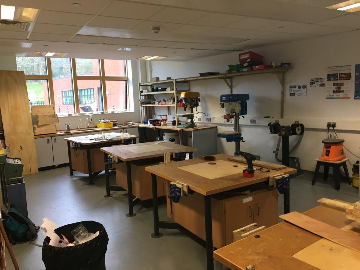 DT Room - Midhurst Rother College - West Sussex - 2 - SchoolHire