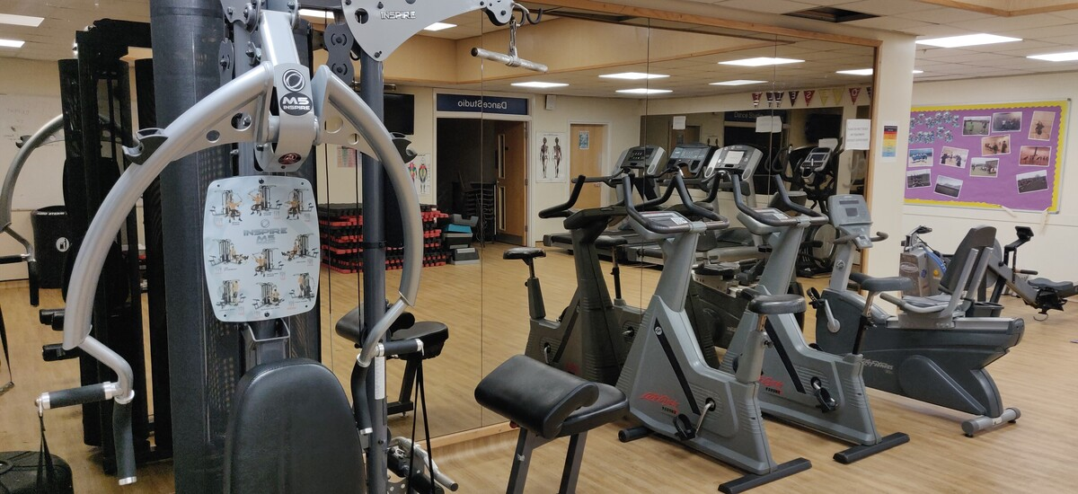 Fitness Suite - SLS @ Ormiston Chadwick Academy - Cheshire West and Chester - 2 - SchoolHire
