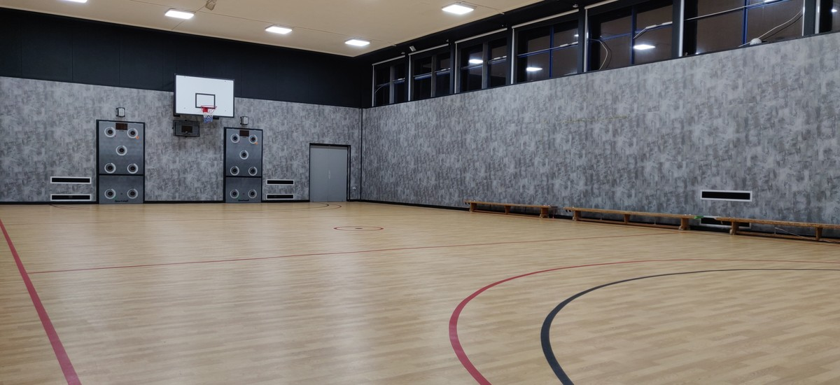 Gymnasium  - SLS @ Ormiston Chadwick Academy - Cheshire West and Chester - 2 - SchoolHire