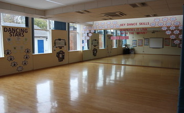 Dance Studio  - SLS @ Our Ladys Catholic College - Lancashire - 1 - SchoolHire