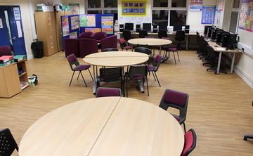 6th Form Centre - SLS @ Our Ladys Catholic College - Lancashire - 1 - SchoolHire