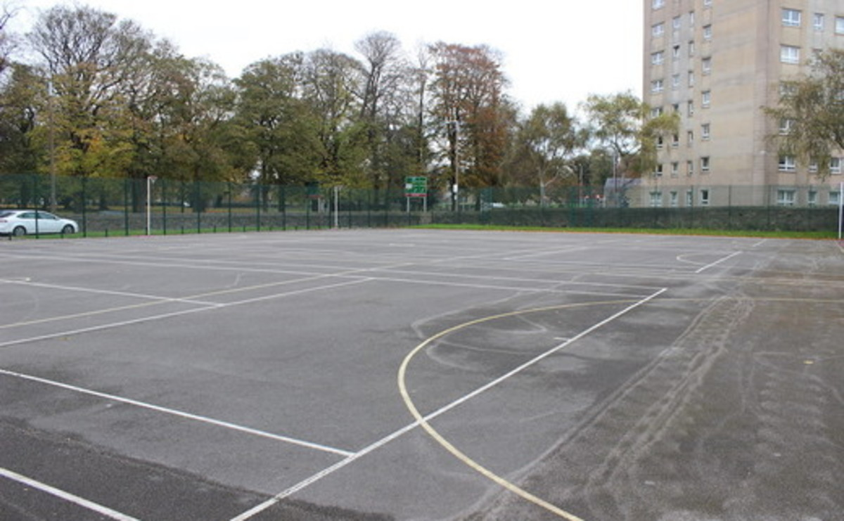 Tarmac Area  - SLS @ Our Ladys Catholic College - Lancashire - 1 - SchoolHire
