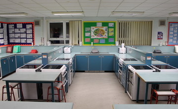 Cooking Room - SLS @ Our Ladys Catholic College - Lancashire - 3 - SchoolHire