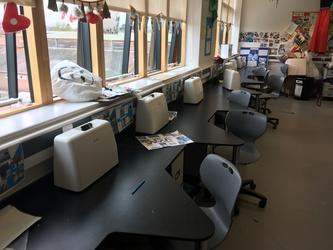 Textiles Room - Midhurst Rother College - West Sussex - 3 - SchoolHire