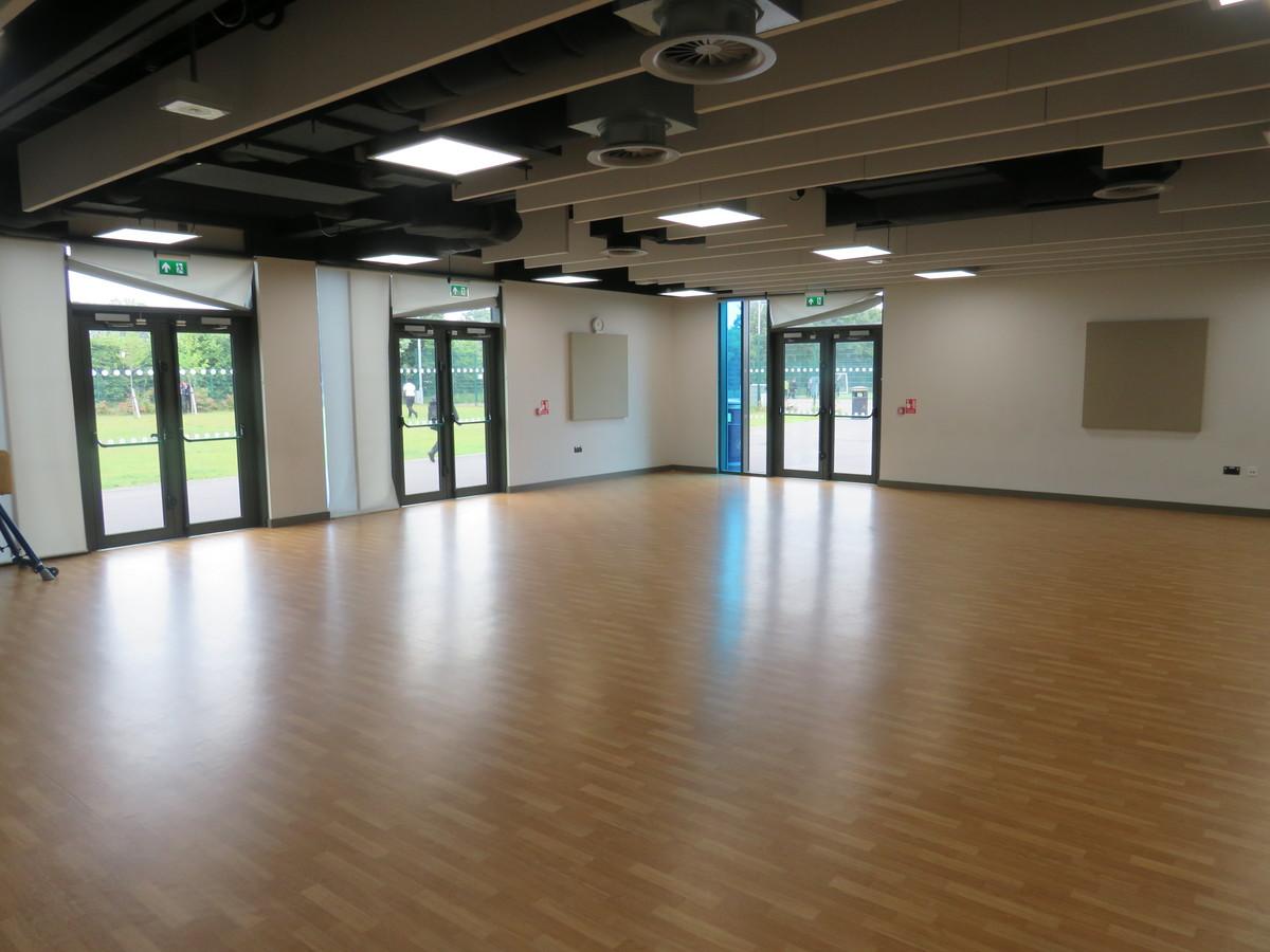 Dance Studio - Lynch Hill Enterprise Academy - Slough - 1 - SchoolHire
