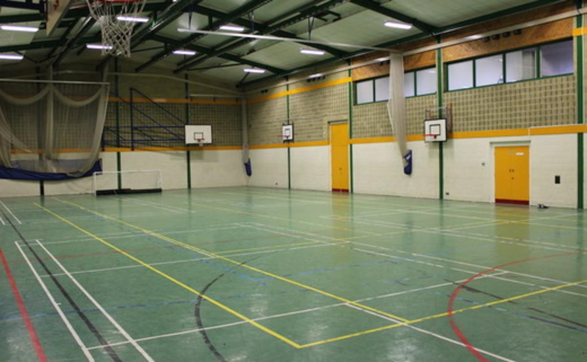 Sports Hall  - SLS @ Parkside Academy (Durham) - Durham - 2 - SchoolHire