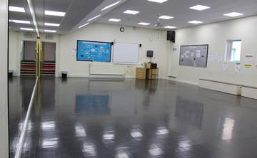 Dance Studio  - SLS @ Parkside Academy (Durham) - Durham - 1 - SchoolHire