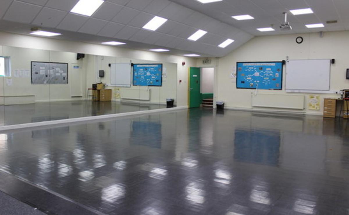 Dance Studio  - SLS @ Parkside Academy (Durham) - Durham - 2 - SchoolHire