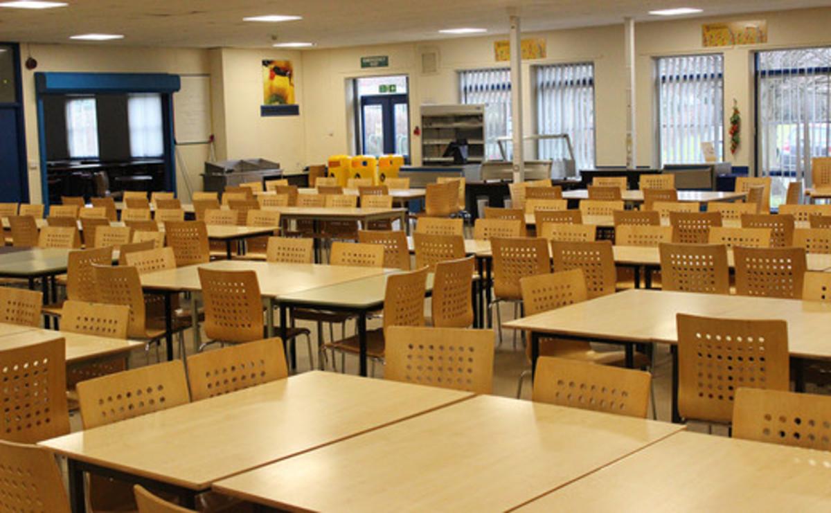 Dining Room - SLS @ Parkside Academy (Durham) - Durham - 1 - SchoolHire