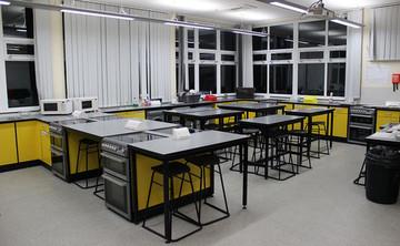 Specialist Classroom - Cookery Room  - SLS @ Parkside Academy (Durham) - Durham - 1 - SchoolHire