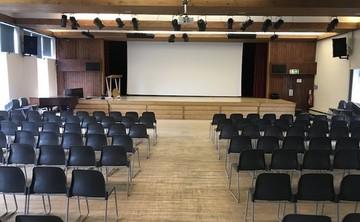 Main Hall  - SLS @ Princes Risborough School - Buckinghamshire - 1 - SchoolHire