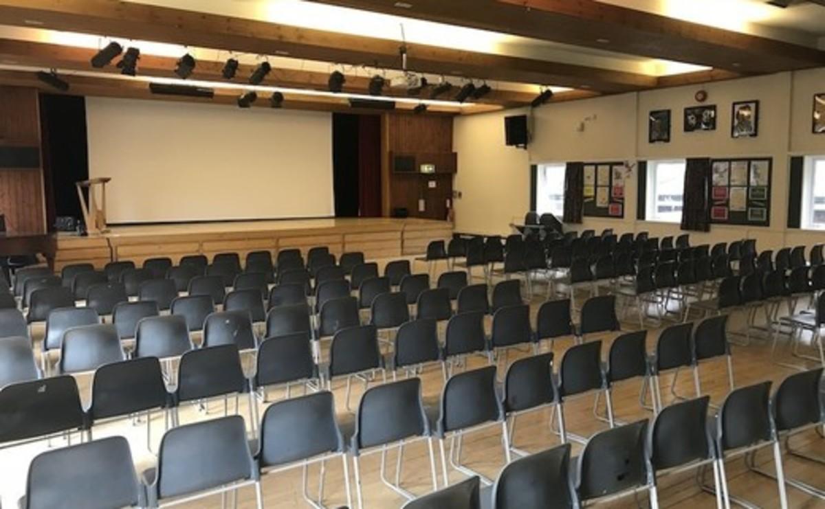 Main Hall  - SLS @ Princes Risborough School - Buckinghamshire - 2 - SchoolHire