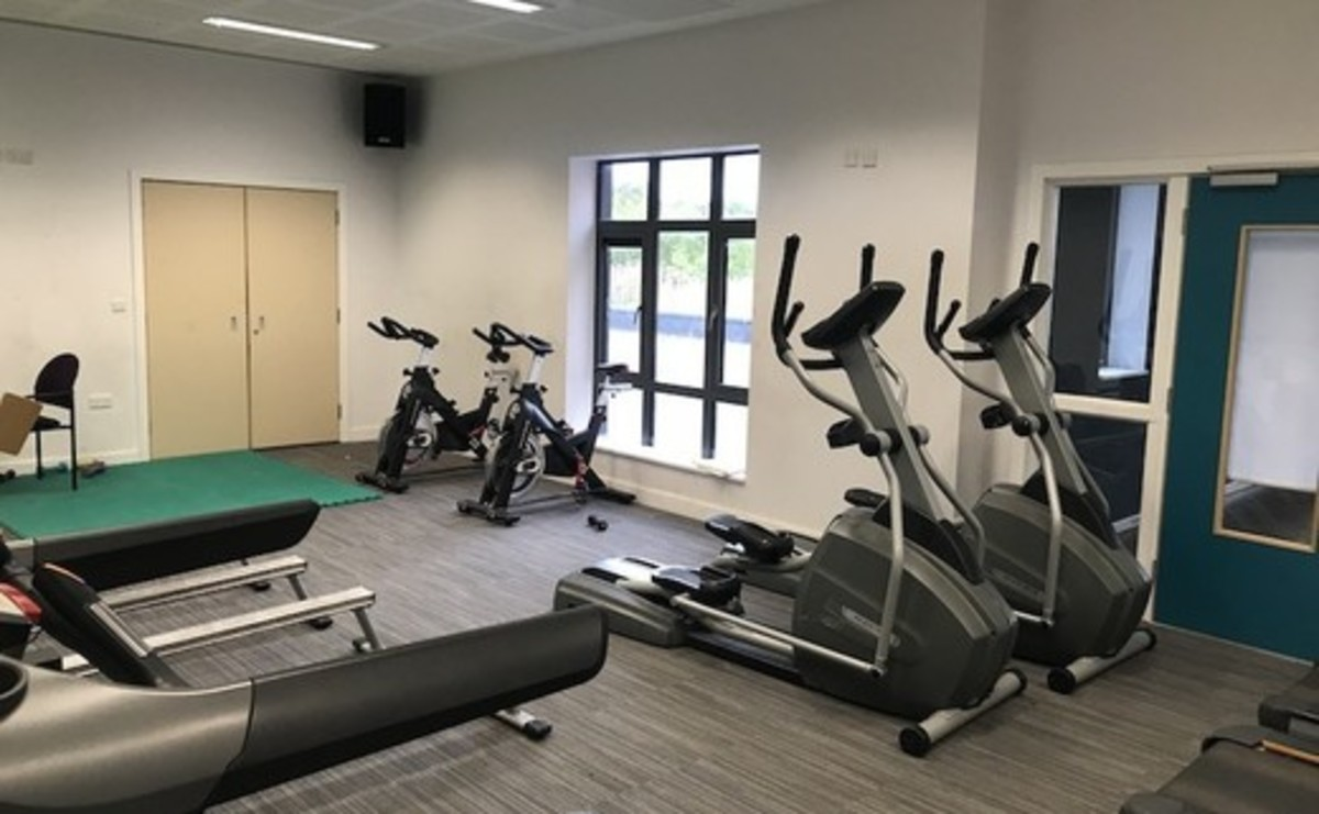 Fitness Suite  - SLS @ Princes Risborough School - Buckinghamshire - 1 - SchoolHire