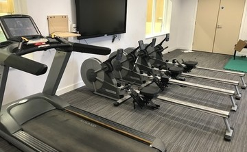 Fitness Suite  - SLS @ Princes Risborough School - Buckinghamshire - 2 - SchoolHire