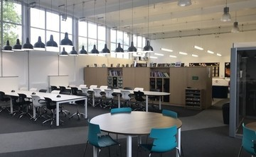 Library  - SLS @ Princes Risborough School - Buckinghamshire - 1 - SchoolHire