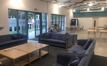 Dining Room - Cafe  - SLS @ Princes Risborough School - Buckinghamshire - 1 - SchoolHire