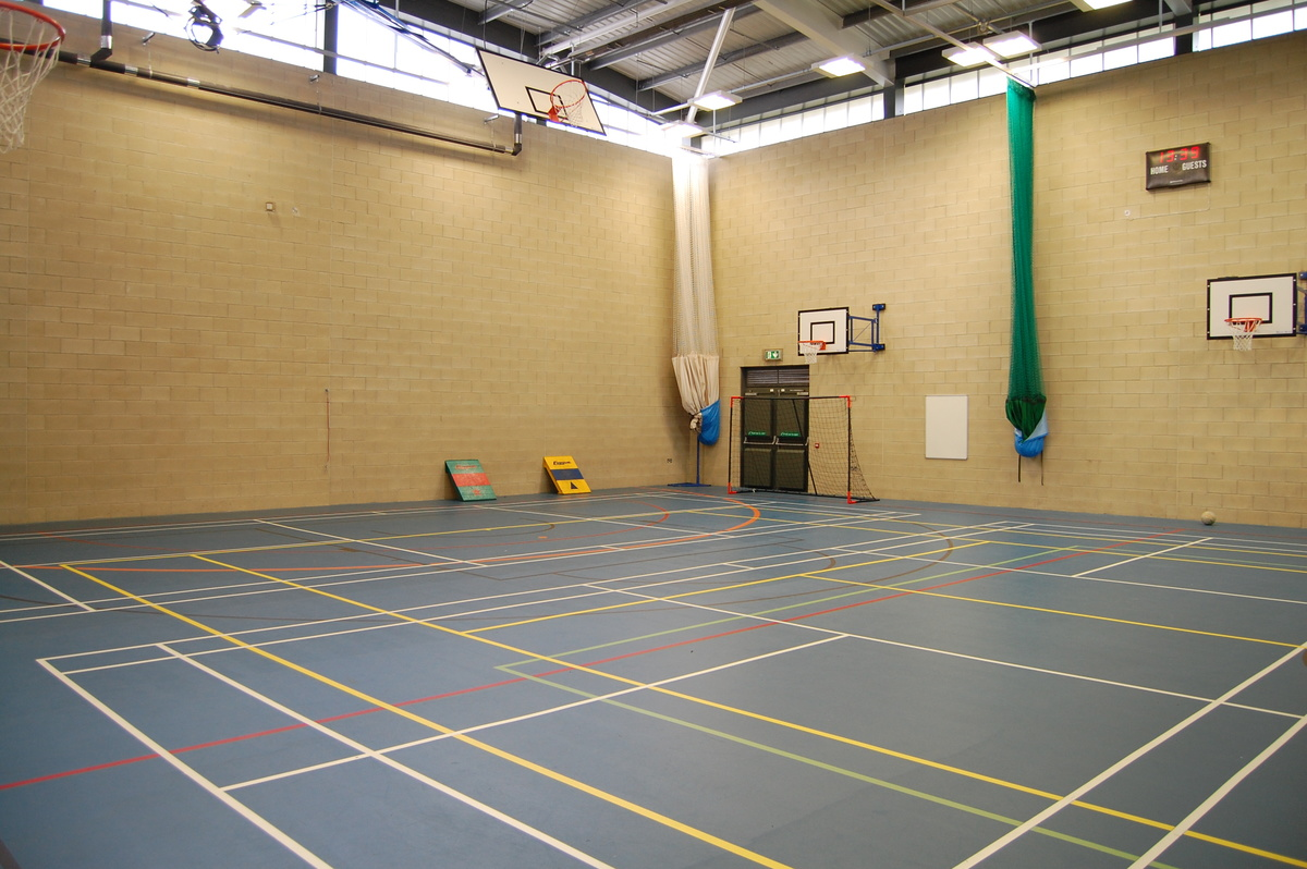 Blue Sports Hall - AKS Lytham Independent School - Flyde - 4 - SchoolHire