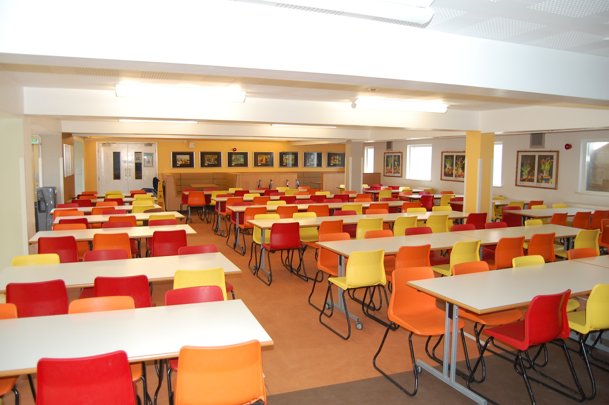 Dining Hall - AKS Lytham Independent School - Flyde - 1 - SchoolHire