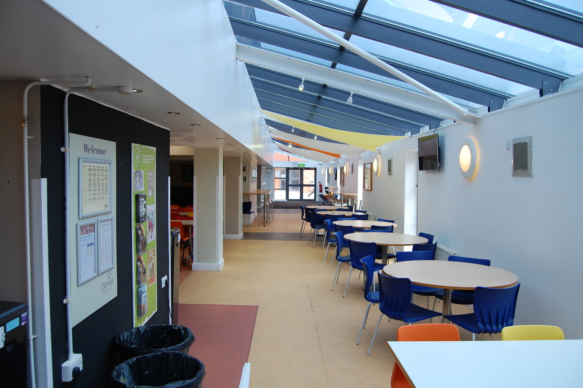 Dining Hall - AKS Lytham Independent School - Flyde - 2 - SchoolHire