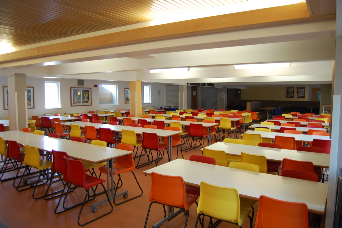 Dining Hall - AKS Lytham Independent School - Flyde - 4 - SchoolHire