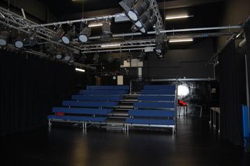 Drama Studio - AKS Lytham Independent School - Flyde - 1 - SchoolHire