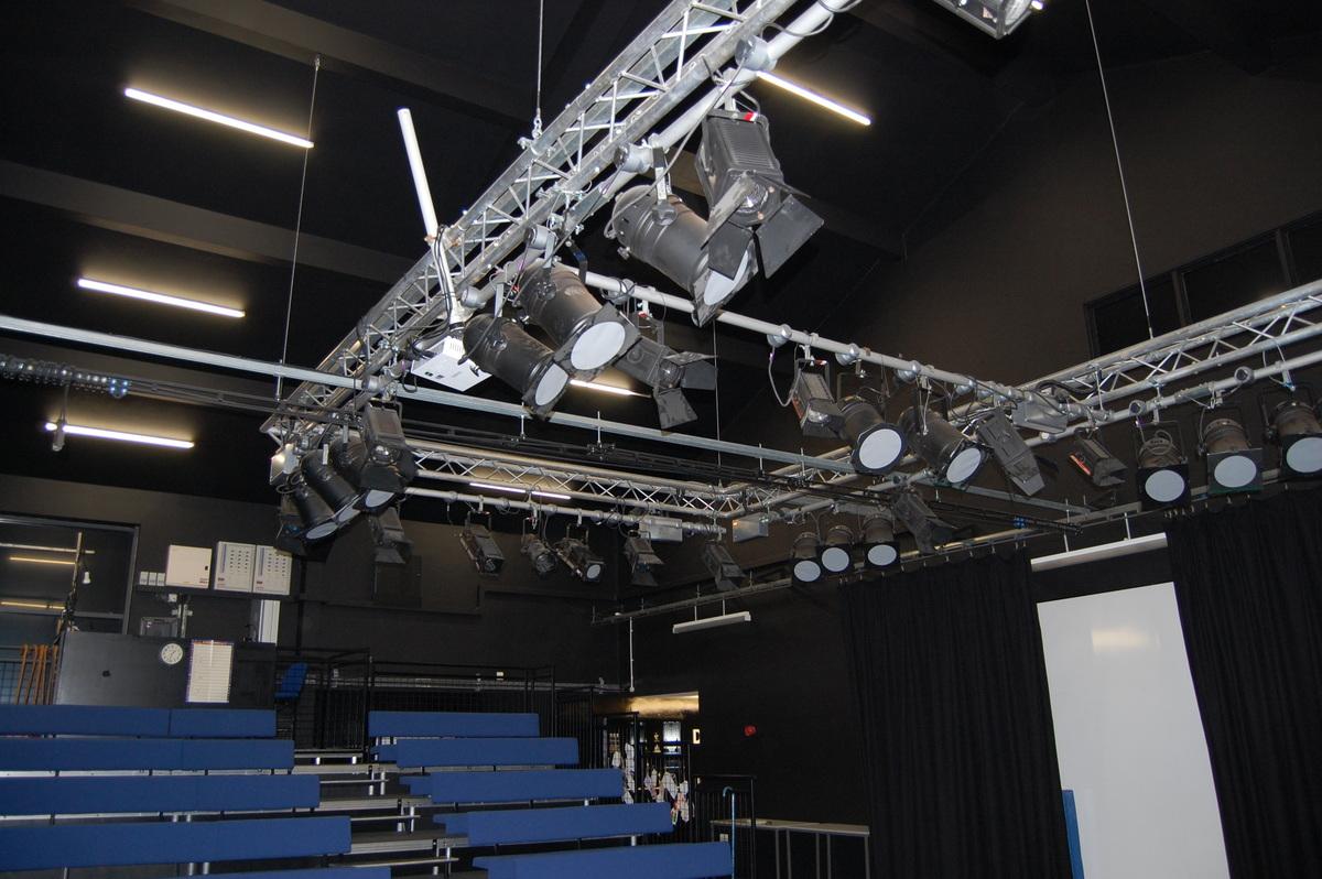 Drama Studio - AKS Lytham Independent School - Flyde - 3 - SchoolHire