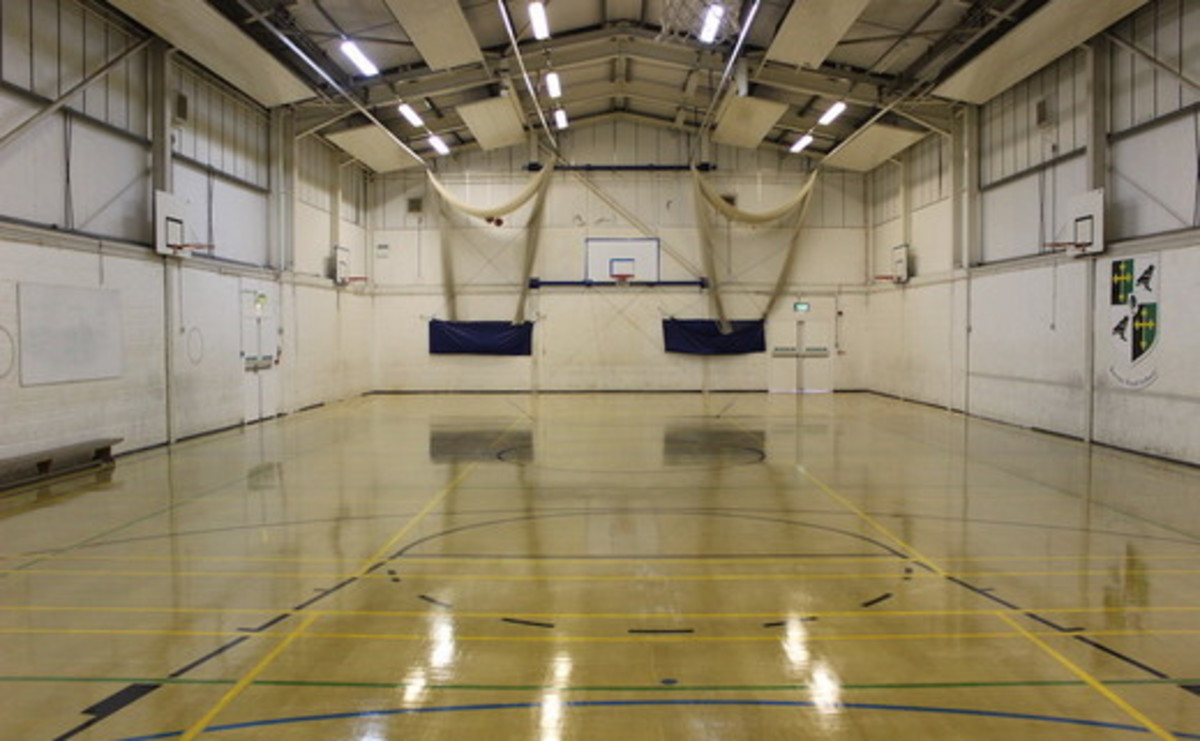 Sports Hall  - SLS @ Ravens Wood School - Bromley - 1 - SchoolHire
