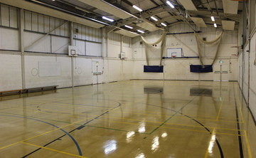 Sports Hall  - SLS @ Ravens Wood School - Bromley - 2 - SchoolHire
