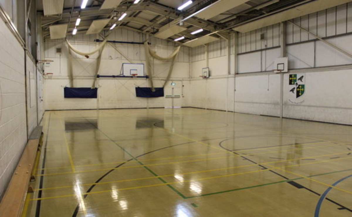 Sports Hall  - SLS @ Ravens Wood School - Bromley - 3 - SchoolHire