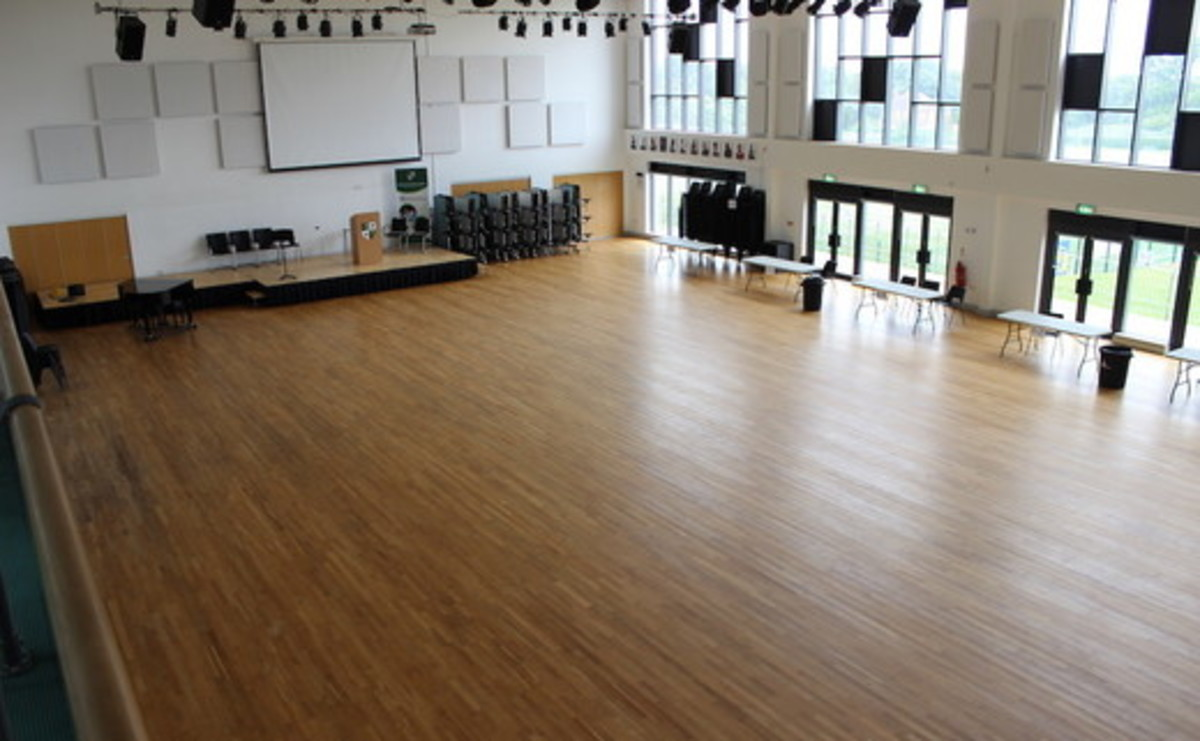 Main Hall  - SLS @ Ravens Wood School - Bromley - 1 - SchoolHire
