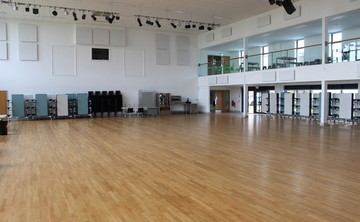 Main Hall  - SLS @ Ravens Wood School - Bromley - 2 - SchoolHire