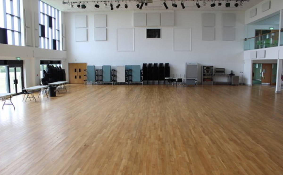 Main Hall  - SLS @ Ravens Wood School - Bromley - 3 - SchoolHire